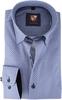 Suitable Overhemd Indigo Dots 143-4