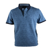 Suitable Polo Blue Paisley