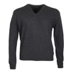 Suitable Pullover Lamswol Antraciet
