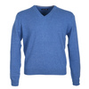 Suitable Pullover Lamswol Blauw