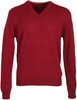 Suitable Pullover Lamswol Bordeaux