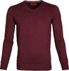 Suitable Pullover Vince Bordeaux