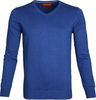 Suitable Pullover Vince Kobaltblauw