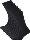 Suitable Sokken Zwart 8-Pack
