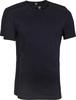 Suitable T-shirt 2-Pack O-Ausschnitt Dunkelblau