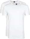 Suitable T-shirt 2-Pack O-Neck Wit
