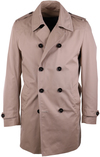Suitable Trenchcoat Zomerjas Khaki Zavier