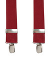Suspenders Bordeaux