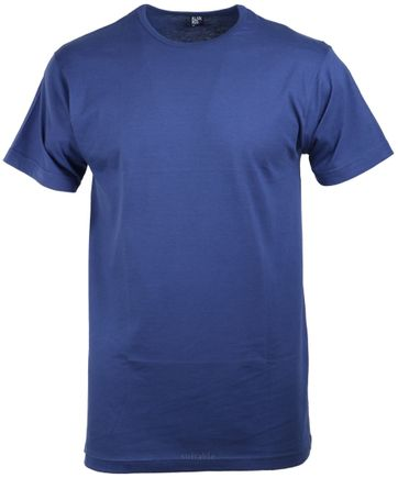 Alan Red Derby O-Hals T-Shirt Ultramarine (1Pack)