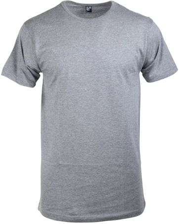 Alan Red Derby O-Neck T-shirt Mouse 1-Pack