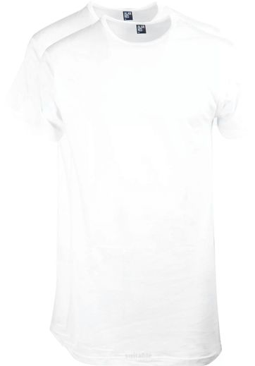 lange witte t shirts