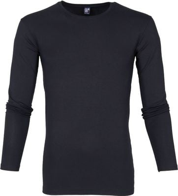 Alan Red Milton Longsleeve Shirt Navy
