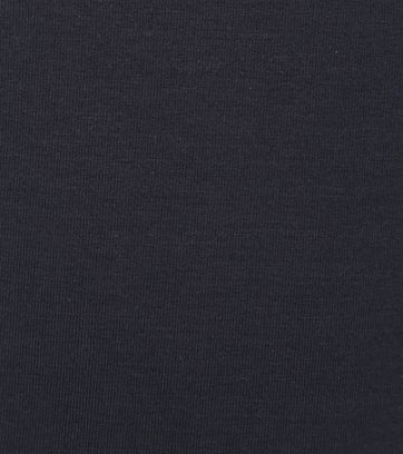 Alan Red Milton Rollkragen Longsleeve Shirt Navy