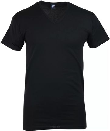 Alan Red Oklahoma T-shirt Stretch Black 1-Pack