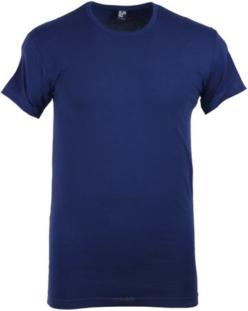 Alan Red Ottawa T-shirt Stretch Ultramarine 1-Pack