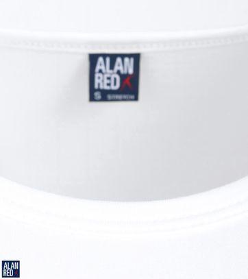 Alan Red Ottawa U-Ausschnitt Stretch (2er-Pack)