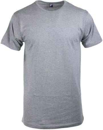 Alan Red T-Shirt Derby Mausgrau (1er-Pack)