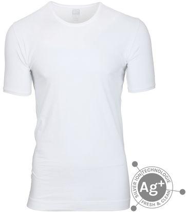Alan Red T-shirt Osaka Weiss