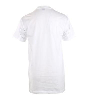 Detail Alan Red T-Shirt Virginia Extra Long (2pack)