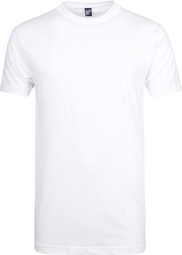 Alan Red T-Shirt Virginia Weiß (6er-Pack)