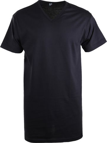 Alan Red Vermont Extra Lang T-Shirt Navy (1Pack)