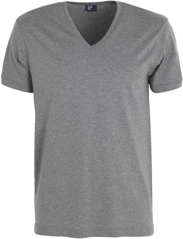 Alan Red Verner T-shirt Deep V-Neck Mouse 1-Pack