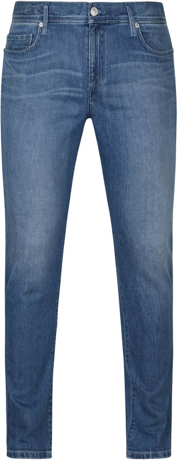 Alberto Organic Denim Blue