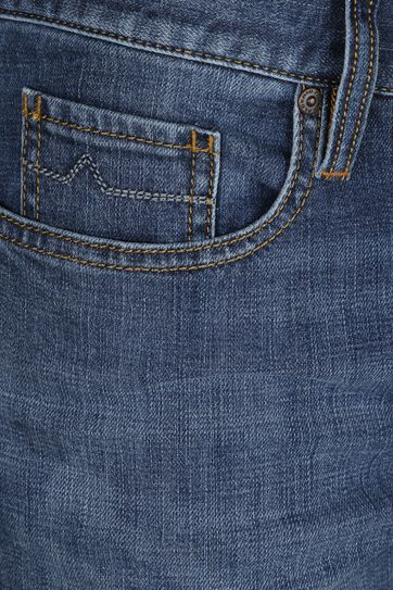 Alberto Pipe Authentic Denim