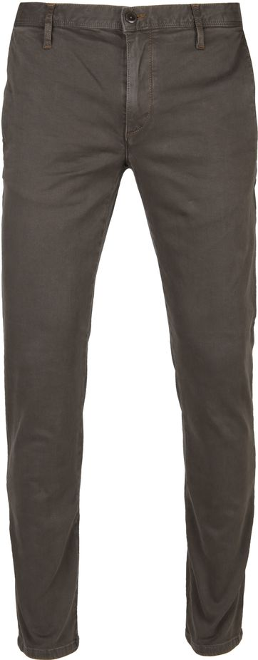 Alberto Rob Dynamic Chino Brown