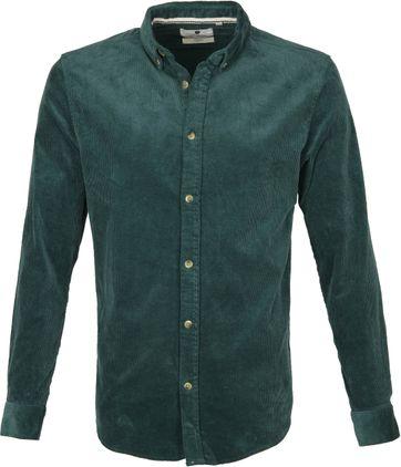 Anerkjendt Akkonrad Overhemd Groen