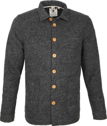 Anerkjendt Akotto Overshirt Grey