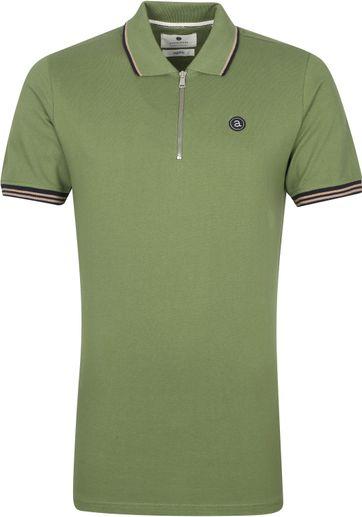 Anerkjendt Akralf Polo Shirt Green