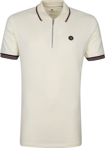 Anerkjendt Akralf Polo Shirt Off-White