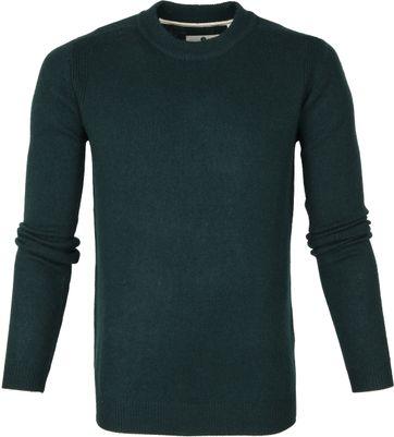 Anerkjendt Akrico Pullover Dark Green