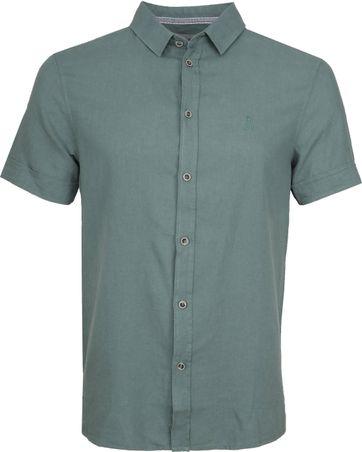 Anerkjendt Overhemd Kody Myrtle Green