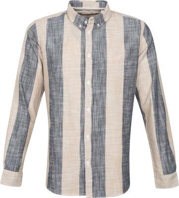 Anerkjendt Shirt Aklouis Beige
