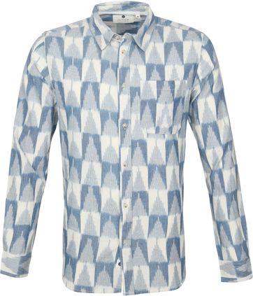 Anerkjendt Shirt Aklouis Blue