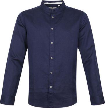 Anerkjendt Shirt Aklukas Indigo Blue