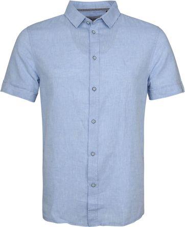 Anerkjendt Shirt Kody Forget Blau