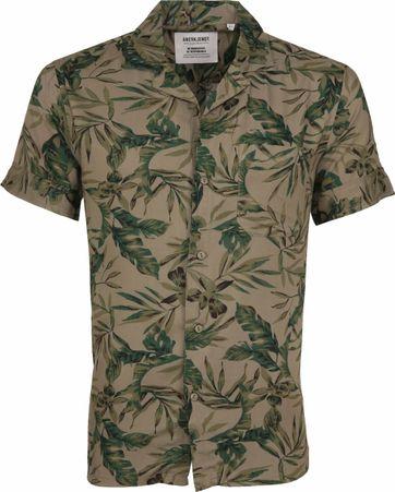 Anerkjendt Shirt Leo Blätter