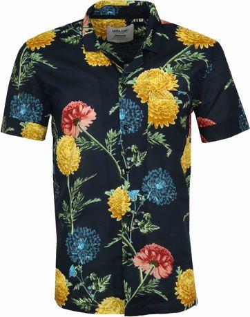 Anerkjendt Shirt Leo Flowers