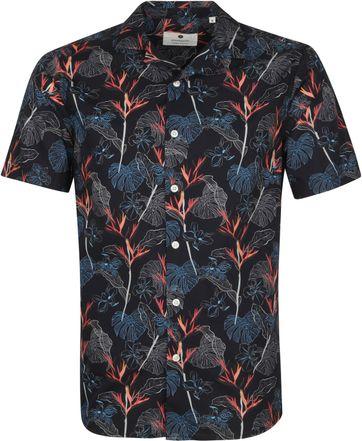 Anerkjendt SS Shirt Akleo Multicolour