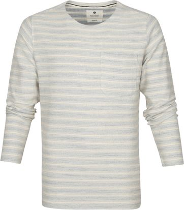 Anerkjendt Sweater Aksail Off White