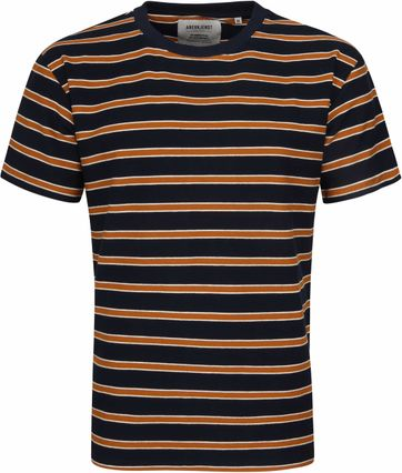 Anerkjendt T-shirt Akkikki Streifen