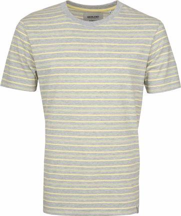 Anerkjendt T-shirt Popcorn Gelb