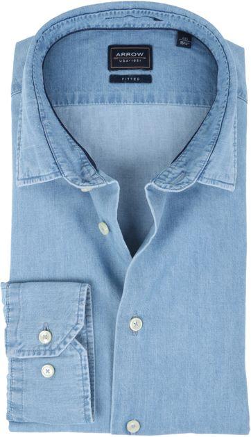 Arrow Blue Shirt Blake Kent