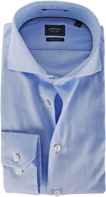 Arrow Hemd Blau