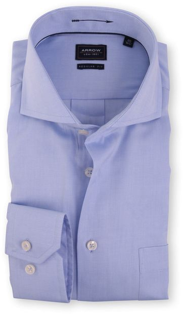 Arrow Hemd Regular Fit Blau