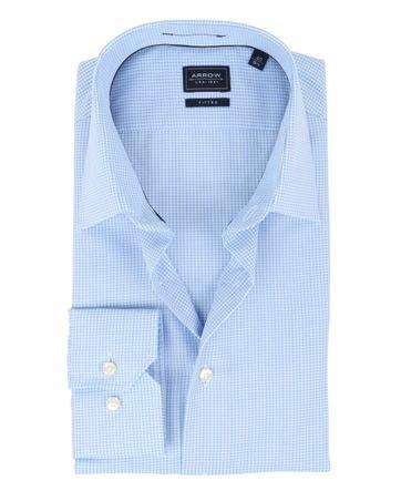 Arrow Overhemd Kent Licht Blauw