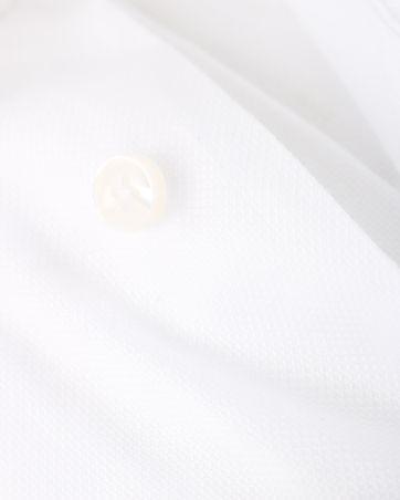 Detail Arrow Overhemd Kent Wit
